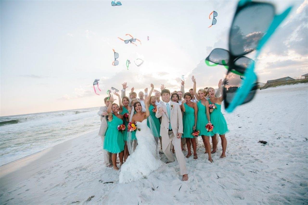 Weddings In Destin Fl | Beach Weddings At The Inn At Crystal Beach