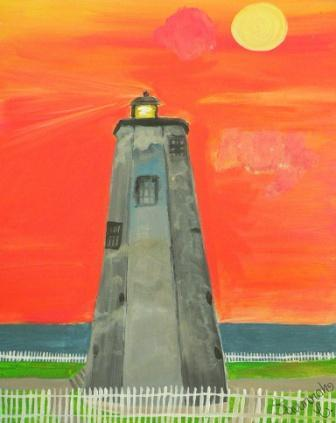 Old Baldy Creativity Challenge Underway