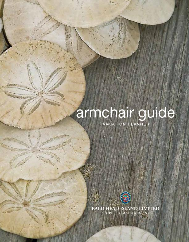 Start Planning Your Vacation  the 2013 Armchair Guide is Here