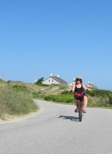 Electric bikes are the newest  and most fun  mode of transportation on Bald Head Island.