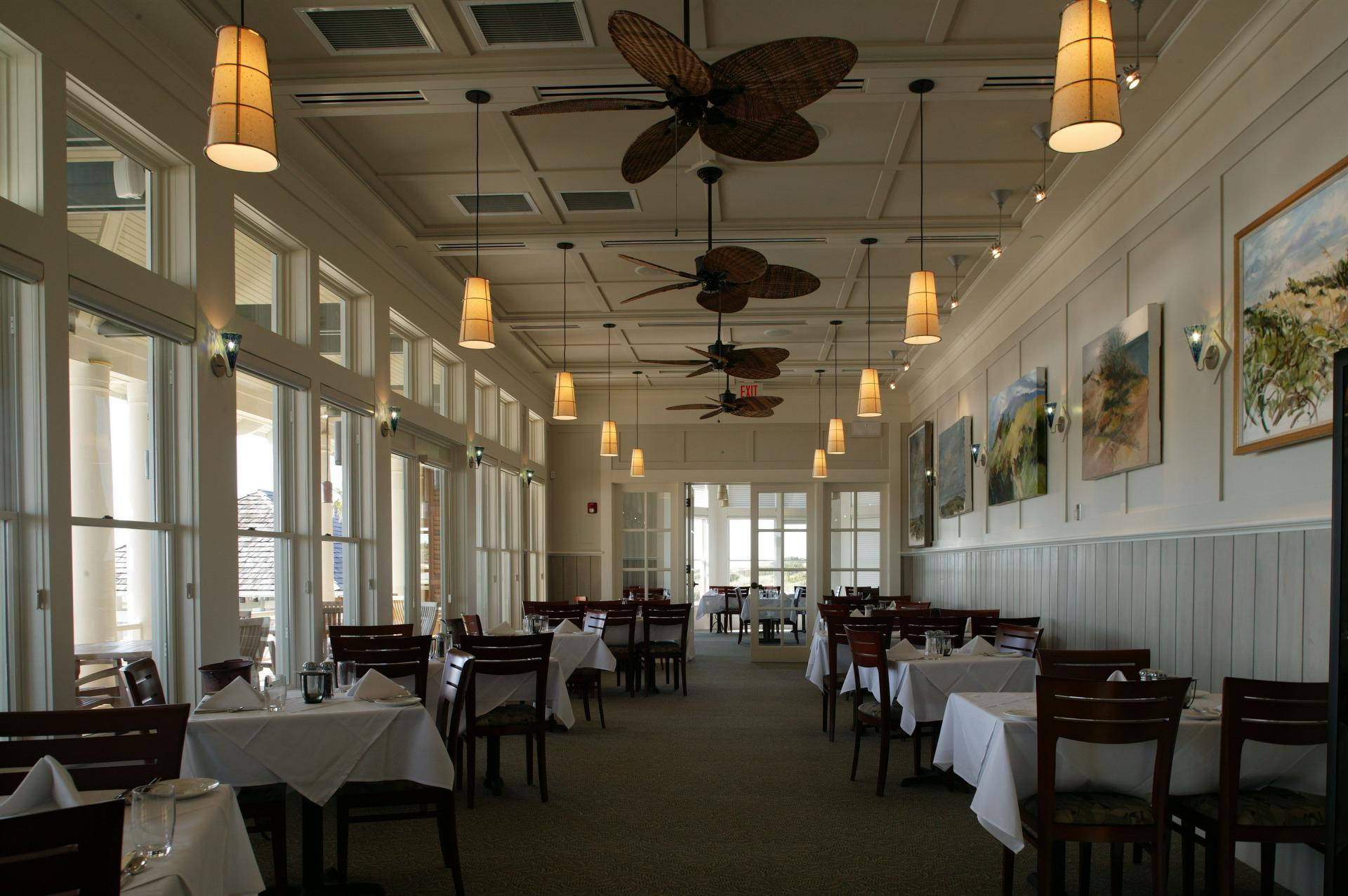 Shoals Club Dining