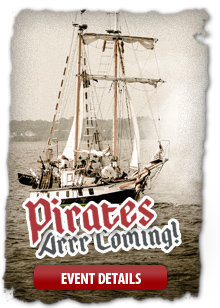 Pirates Are Coming Festival