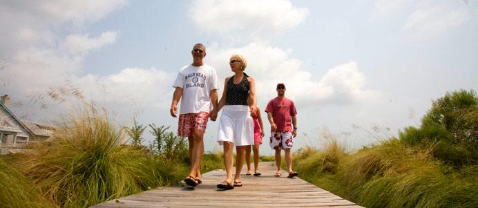 Bald Head Island Vacation Specials